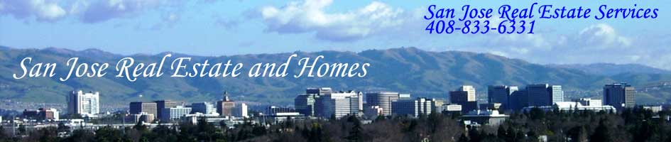Real Estate Homes for Sale in San Jose CA
